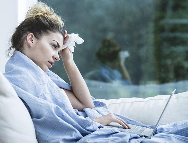 Privé sauna bij verkoudheid of grieperig gevoel een goed idee?