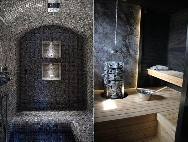 Wat verkies jij? Een droge sauna of de hammam?
