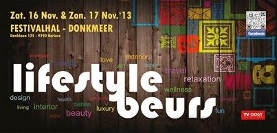 esauna.be @ Lifestyle beurs Berlare 16 & 17/11/2013