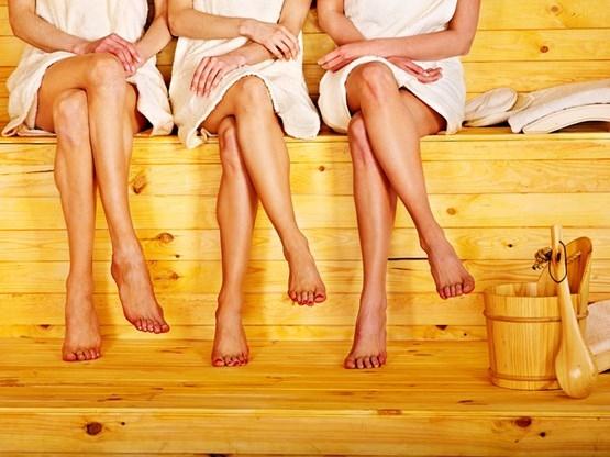 Belgen gaan steeds meer naar de sauna