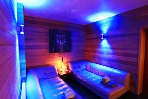 Privé Sauna en B&B BoraBora