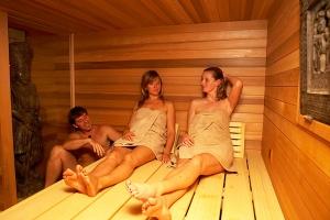 Privé sauna & wellness Casa Verde