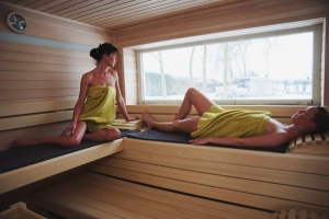 Prive Wellness en Sauna INTENS