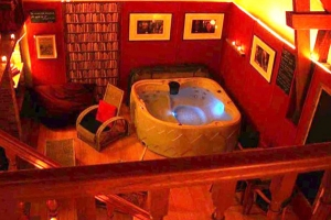 Prive Sauna De Bibliotheek @ Wellness Akwa