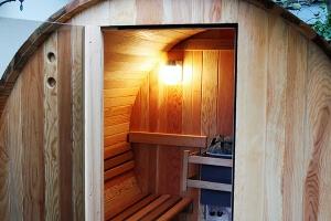 Prive Sauna Het Koetshuis @ Wellness Akwa