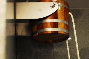 Privé sauna Waterbalans