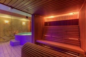 Privé Sauna Cajuthi