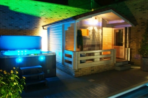 Privé Sauna Center Sauna-linewellness