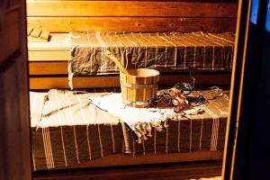 Sauna Wellness Skincare Synthia, B&B A Dream