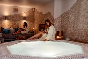 Privé sauna en Wellness Center Sweet Relaxation
