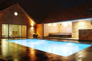 LeegHof: landelijke privé sauna met B&B
