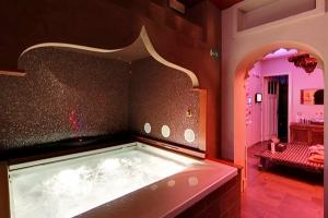 Prive sauna Casa Tierra @ Casa Verde - Exclusieve Wellness & B&B