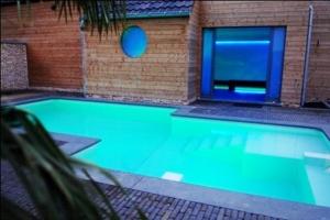 Prive Sauna Aqua De Lux