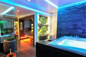 Sweet Wellness Prive Sauna en Wellness