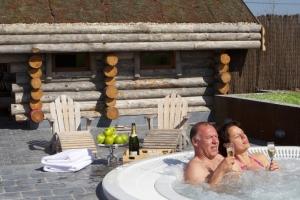 Lyf Luxe Privé Sauna Greenhouse
